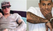 EXCLUSIVE: Aaron Hernandez's Alleged 22-Year-Old Prison Lover Revealed (PICS)