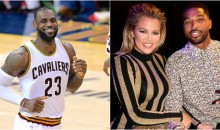 LeBron James Blames 'Kardashian Curse' for Cavaliers' Recent Struggles