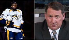 NHL Reporter Mike Milbury on P.K. Subban: Needs to 'Control' His Personality & He's a Clown For Dancing