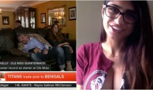 Porn Star Mia Khalifa Trolls Chad Kelly After He Became This Year's 'Mr. Irrelevant' In NFL Draft