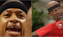 Social Media Reacts with Meme's Of Isaiah Thomas Losing Tooth in Game 1 (PICS + VIDEO)