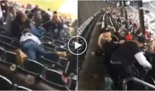 Just One Game In And White Sox Fans Are Already Fighting in The Stands (VIDEO)