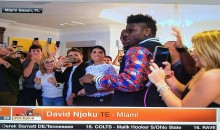 Cleveland Browns Pick David Njoku's Draft Party Looked Extremely Similar To Movie 'Get Out' (VIDEO)