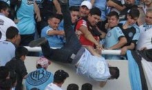 Soccer Fan Beaten & Thrown To His Death From Stands in Cordoba, Argentina (VIDEOS)