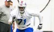 "Bills OT Cyrus Kouandjio Found Without Pants in a Field, Tells Cops ""Shoot Me,"" Probably High AF"