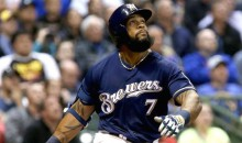 "Eric Thames to Skeptics: ""I'll Be Here Every Day, I Have Lots of Blood and Urine"" (Video)"