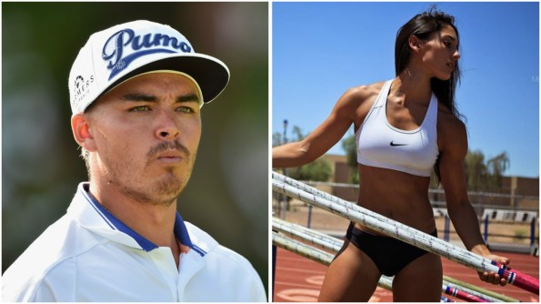Dating an female athlete