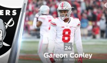 Raiders Select Gareon Conley 24th Overall Despite Recent Rape Allegation
