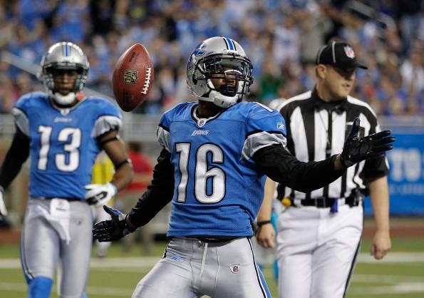 Carolina Panthers v Detroit Lions