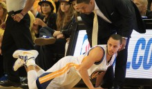 Curry Says He Faked Catching the Holy Ghost After Mark Jackson's Church Tried to Heal His Ankle With Holy Oil