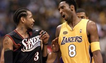 Kobe Says Iverson Dropping 41PTS on Him Drove His Maniacal Obsession To Study Him