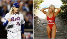 Mets Ace Noah Syndergaard Has Himself a Really HOT Girlfriend (PICS)
