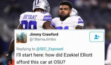 Elliott's Mom Blasts Troll For Questioning Zeke's College Car: 'Every Black Athlete Isn't From The Ghetto'