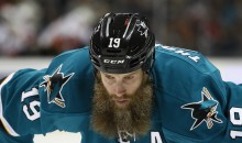 Sharks' Joe Thornton Played Through Torn MCL, ACL vs. Edmonton Oilers