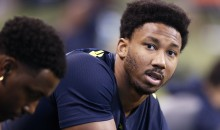 Myles Garrett: I'd Punish Browns For 'Next 10-12 Years' If Not Picked No. 1