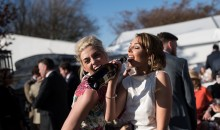 Check Out The HOT, DRUNK and CRAZY Women From the 2017 Grand National (PICS)