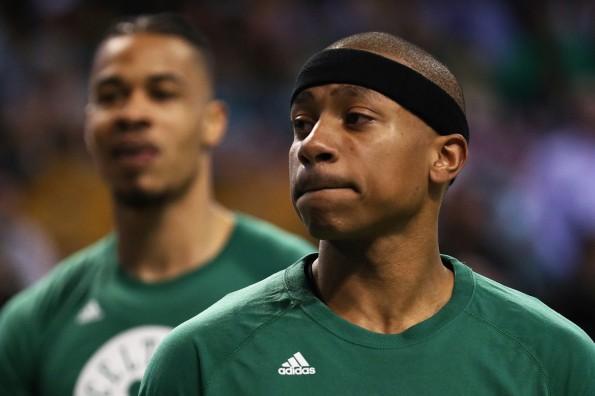 Chicago Bulls v Boston Celtics - Game One
