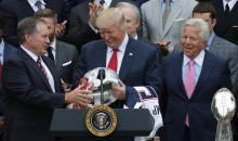 68 Patriots Players Were Invited To The White House; 34 Don't Bother To Show Up