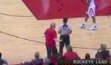 NBA Investigating Rockets Owner for Leaving His Seat to Give Refs an Earful During Game 5 (Video)