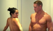 Nikki Bella and John Cena Get Naked on YouTube (Video)
