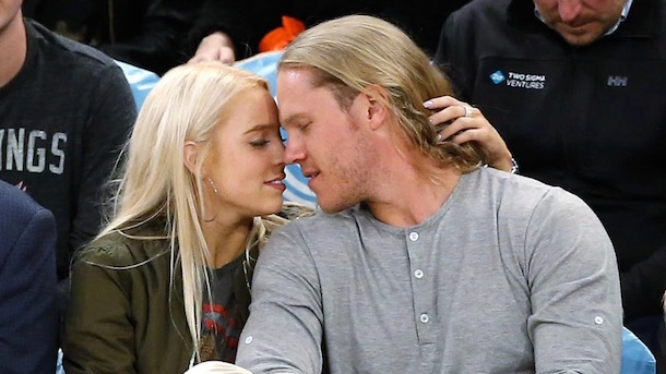 Noah Syndergaard girlfriend Alexandra Cooper