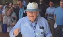 81-Year-Old UNC Grad Shows Off His Sick Dance Moves (Video)
