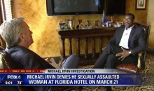 Michael Irvin Publicly Denies the Sexual Assault Accusation Against Him (Video)