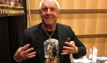Ric Flair Rolled Into an Indiana Bar 'Acting Like a Moron', Was Promptly Kicked Out (TWEETS)