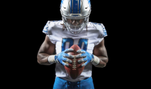 Detroit Lions Unveil Their New Uniforms For The Upcoming Season (PICS)