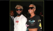Odell Beckham Dancing, Partying and Chilling with Amber Rose at Coachella (Pics + Vids)