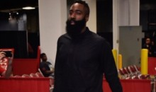 Rockets Players Arrived at Arena Dressed in Funeral Black for Game 5 vs. OKC (PICS)