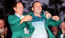 Tiger Woods, Others React to Sergio Garcia Winning The Masters (TWEETS)
