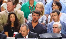 Internet Reacts to Tanned Michael Phelps at NCAA Final (TWEETS)