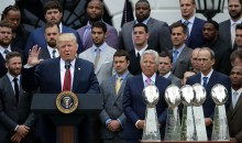 Fake News!: Donald Trump, Patriots Call Out NY Times For Misleading Photo From White House Visit