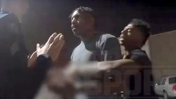 arizona cardinals marquis bundy arrest video