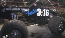 'Stone Cold' Steve Austin Reveals How A WWE Monster Truck Stunt Nearly Killed Him (VIDEO)