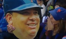 Mets Fans Welcome Big Sexy Bartolo Colon Back to Citi Field with Awesome Signs and Standing Ovation (Video)
