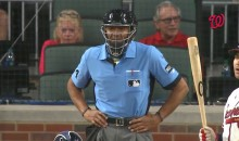 Umpire CB Bucknor Completely Botches End of Braves-Nationals Game with Insane Call (Videos)