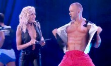 Retired Cubs Catcher David Ross Does Magic Mike Routine on 'Dancing with the Stars' (Video)