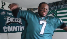 As Expected, Eagles Fan 'EDP' Absolutely Hated The Team's Draft Pick: 'That Muthaf-cka SUCKS' (VIDEO)