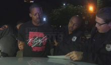 Steve Francis Arrest Video Shows Him Cussing Out Cops: 'Groupie Ass Motherf**kers' (VIDEOS)