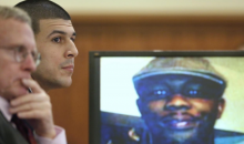 REPORT: Aaron Hernandez's Sexual Orientation May Have Been Motive For Odin Lloyd's Murder