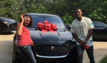 DeShaun Watson Buys Mom 2017 Jaguar For Her B-Day After Being Drafted by Texans