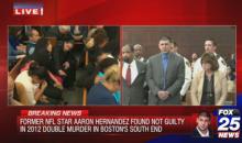 Aaron Hernandez Found NOT GUILTY of Boston Double Murder