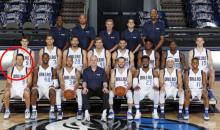 Your 2016-17 Dallas Mavericks…With Tony Romo in Team Photo