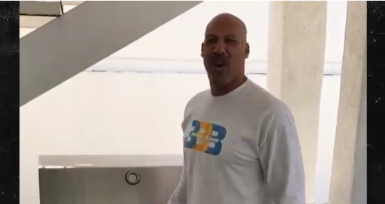 LaVar Ball Rants About Nike Exec's Comments While Barbecuing Chicken