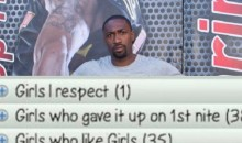 Gilbert Arenas Posts Old NSFW Contact List Of Women He's Slept With & The Folder Names Are Great