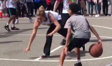 Watch this Grade School Kid Destroy His Teacher's Ankles with a Killer Crossover (Video)