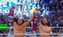 After 7 Years, The HARDY BOYZ Make Their Return Back to WWE at Wrestlemania 33 (VIDEO)