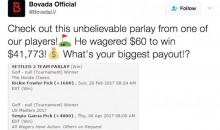 Bettor Turns $60 into $41,000 with Unbelievable Rickie Fowler-Sergio Garcia Parlay (Pic)